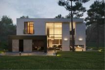 Modern Contemporary Home Exterior Design