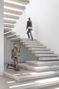 Modern Interior Staircase | Interior Design Ideas.