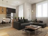 dark-gray-sofa | Interior Design Ideas.