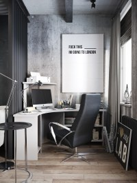 slick-home-office | Interior Design Ideas.