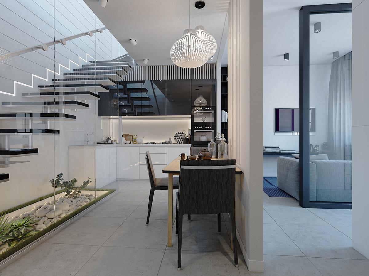 3 Takes on Modern Apartment Design