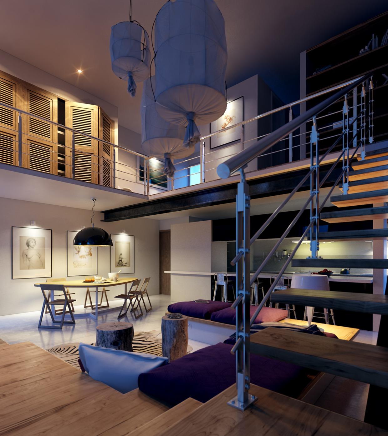 Industrial Style Moebel Accessoires Haus