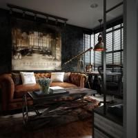 Studio Condo With Loft Interior Design Ideas | Joy Studio ...
