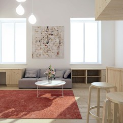 Living Room Ideas For Apartments Small Chairs Rooms Designing Super Spaces 5 Micro