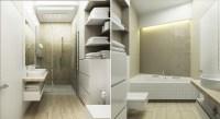 white-gold-bathroom | Interior Design Ideas.