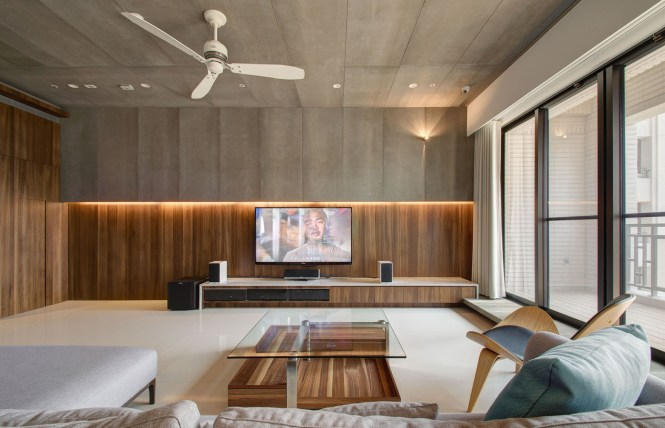 Modern Apartment Designs By Phase6