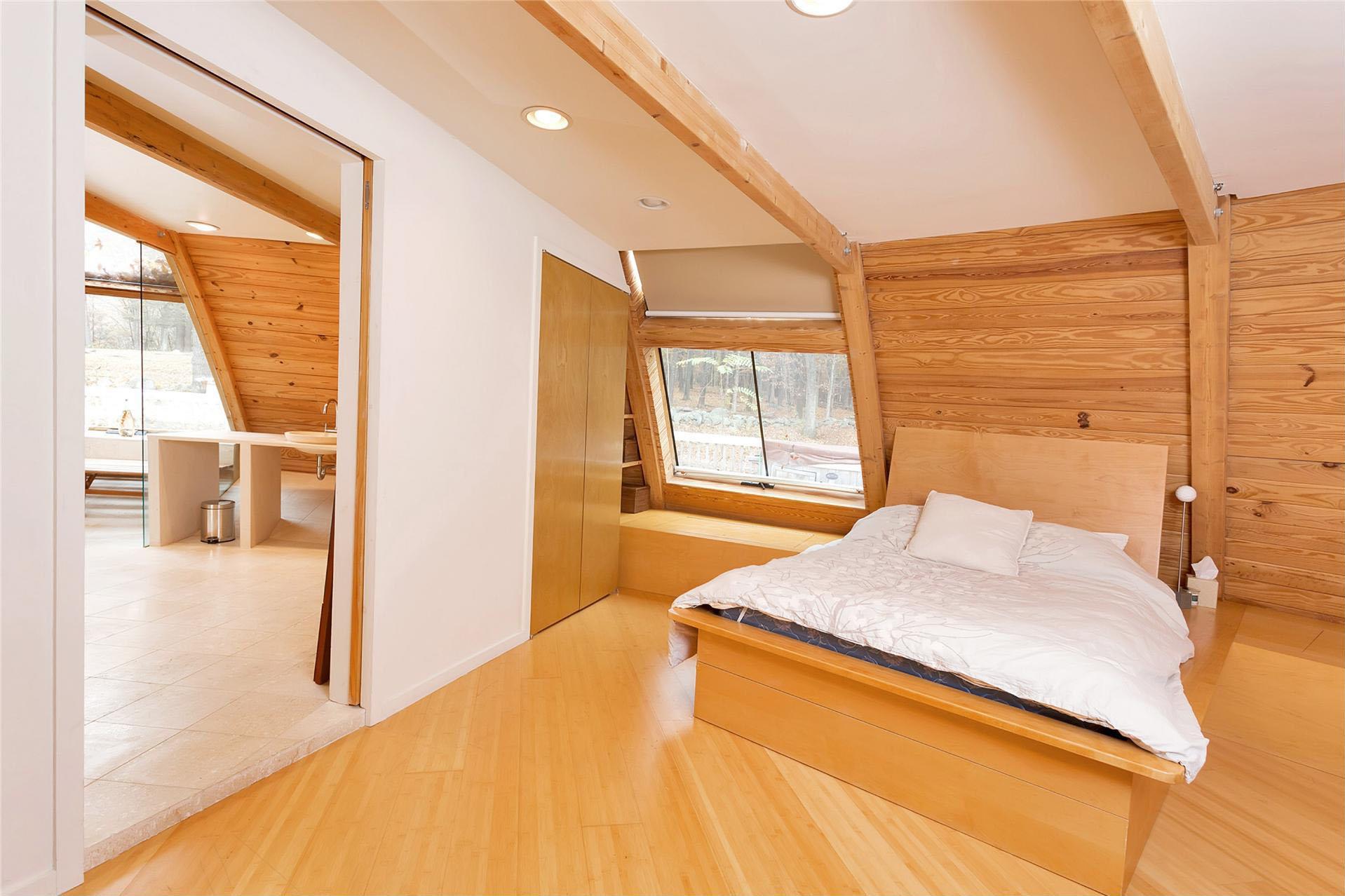 Best Kitchen Gallery: Sloped Roof Bedroom Interior Design Ideas of Bedroom With Roof on rachelxblog.com