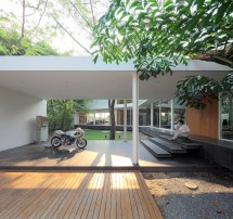 Modern Carport Design Idea