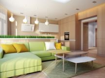 A Soothing, Earthy Color Scheme for a 3 Bedroom Home With Study [Includes Floor Plans] images 19