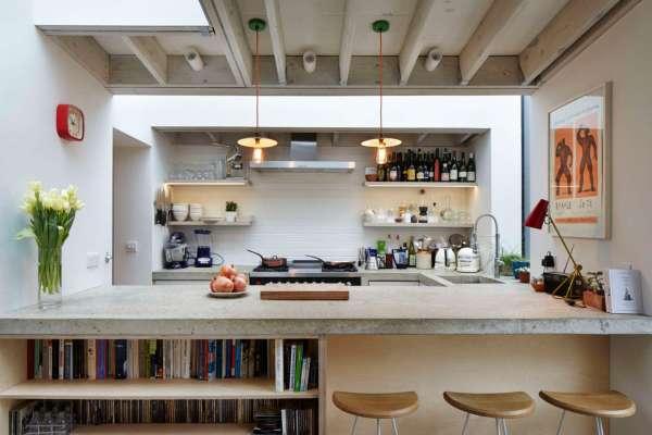 home kitchen design 20 Sleek Kitchen Designs with a Beautiful Simplicity