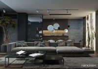 masculine-home-design   Interior Design Ideas.
