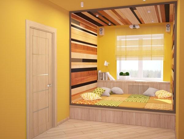 Sleeping-nook Interior Design Ideas