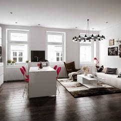 Scandinavian Living Room Design Decor Gray Sofa Ideas Inspiration