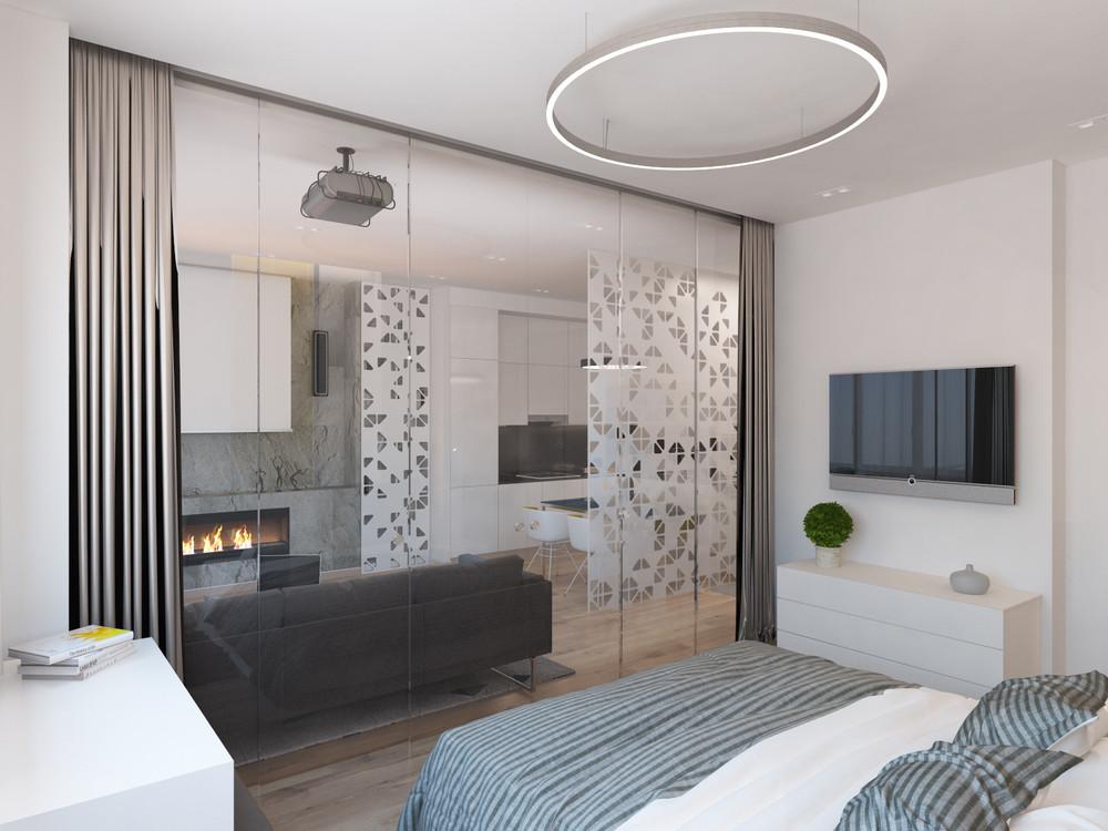 Interiorglasswalls  Interior Design Ideas