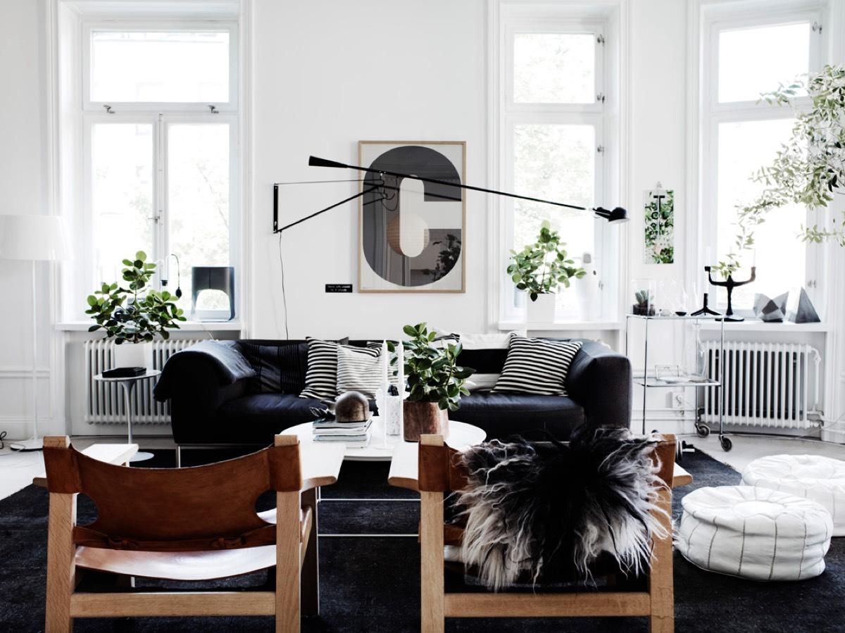 track arm sofa throw pillow ideas for brown scandinavian living room design: & inspiration