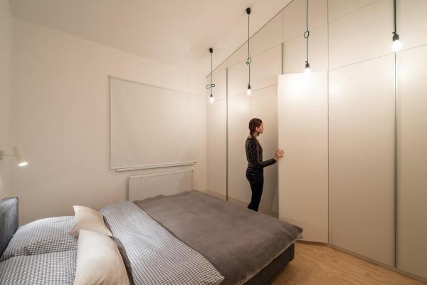 Loft-closet Interior Design Ideas