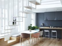 40 Minimalist Dining Rooms That Will Leave You Hungry to Copy Their Style images 43
