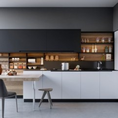 Modern Kitchen Images Remodeling Sacramento 25 Examples Of Awesome Lighting Black White Wood Kitchens Ideas Inspiration
