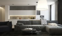 neutral-gray-sofa | Interior Design Ideas.