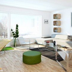 Small Living Room Ideas Green Furniture For With Corner Fireplace Scandinavian Design Inspiration