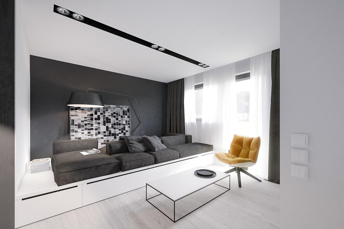 Tenda fantasia (pacco da 1) da € 5,99. Small Modern Home Interior Design Ideas