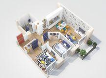 Cool Service Alert: A 3D Floor Plan Design Service From ...
