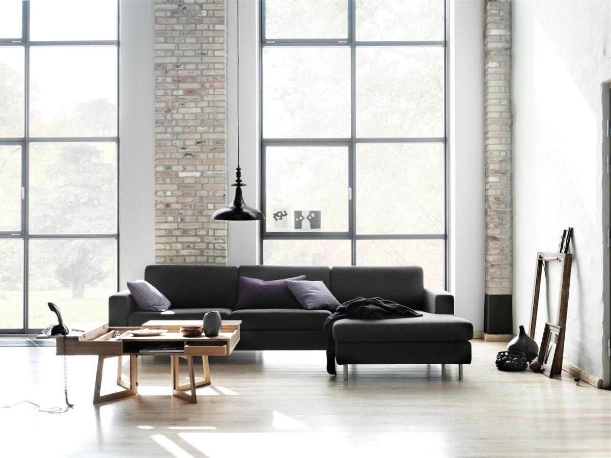 Wohnzimmer Nordic Style Wohnzimmer Update Ein Mix Aus Industrial