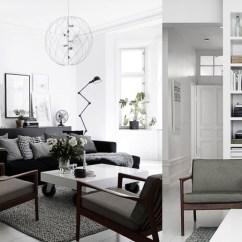 Scandinavian Living Room Design Tan Leather Set Ideas Inspiration