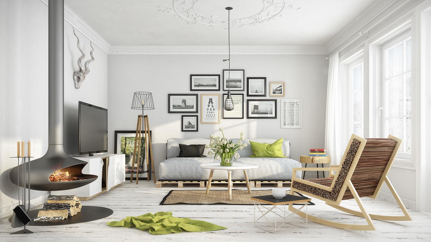 home decor inspiration living room wall paint design for small scandinavian ideas