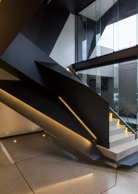 elegant-modern-staircase | Interior Design Ideas.