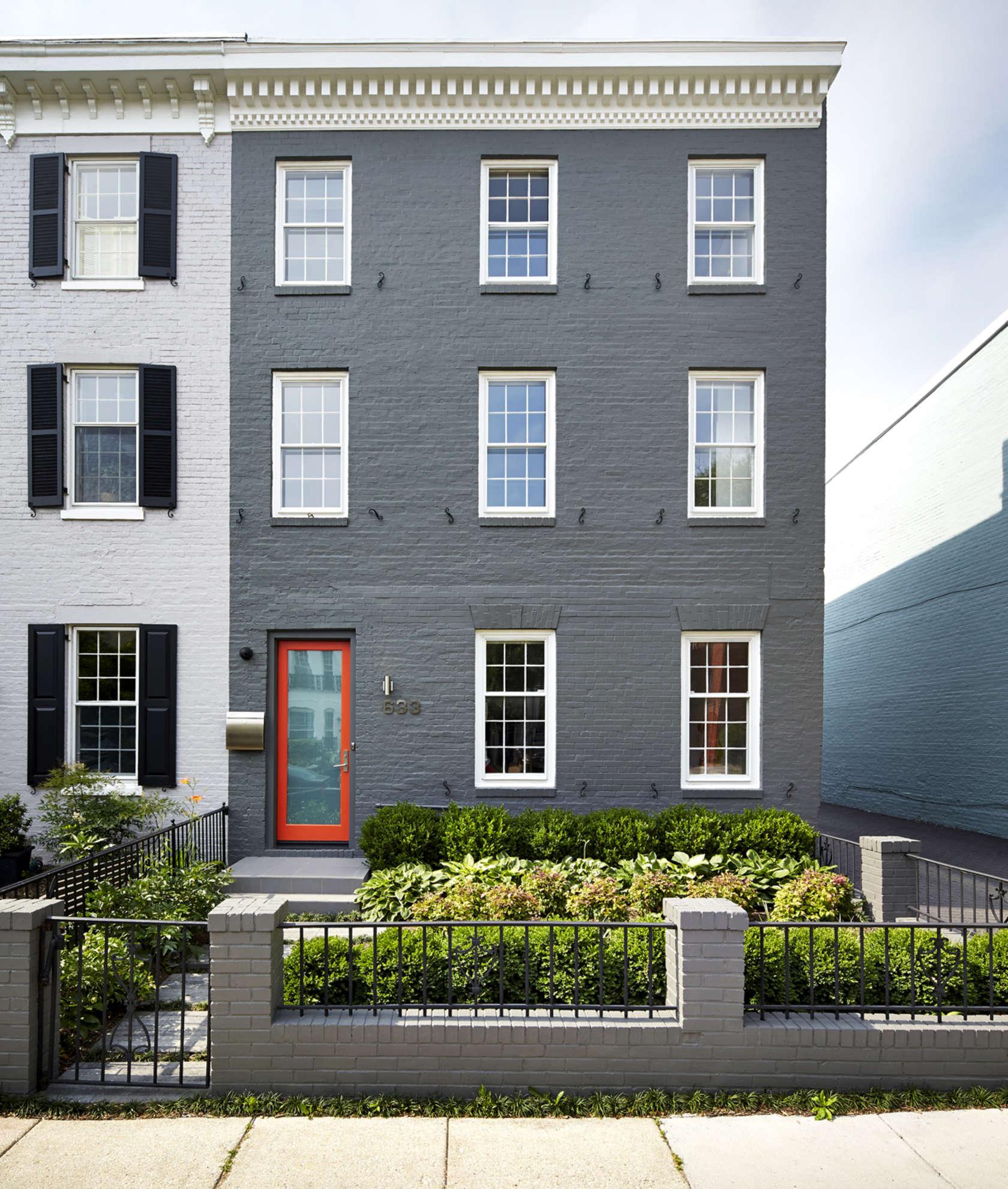 Modern Row House Interior Design Ideas