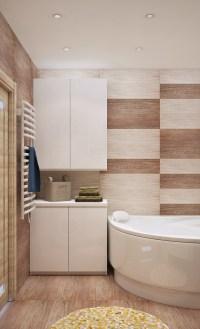 wood-tile-bathroom | Interior Design Ideas.