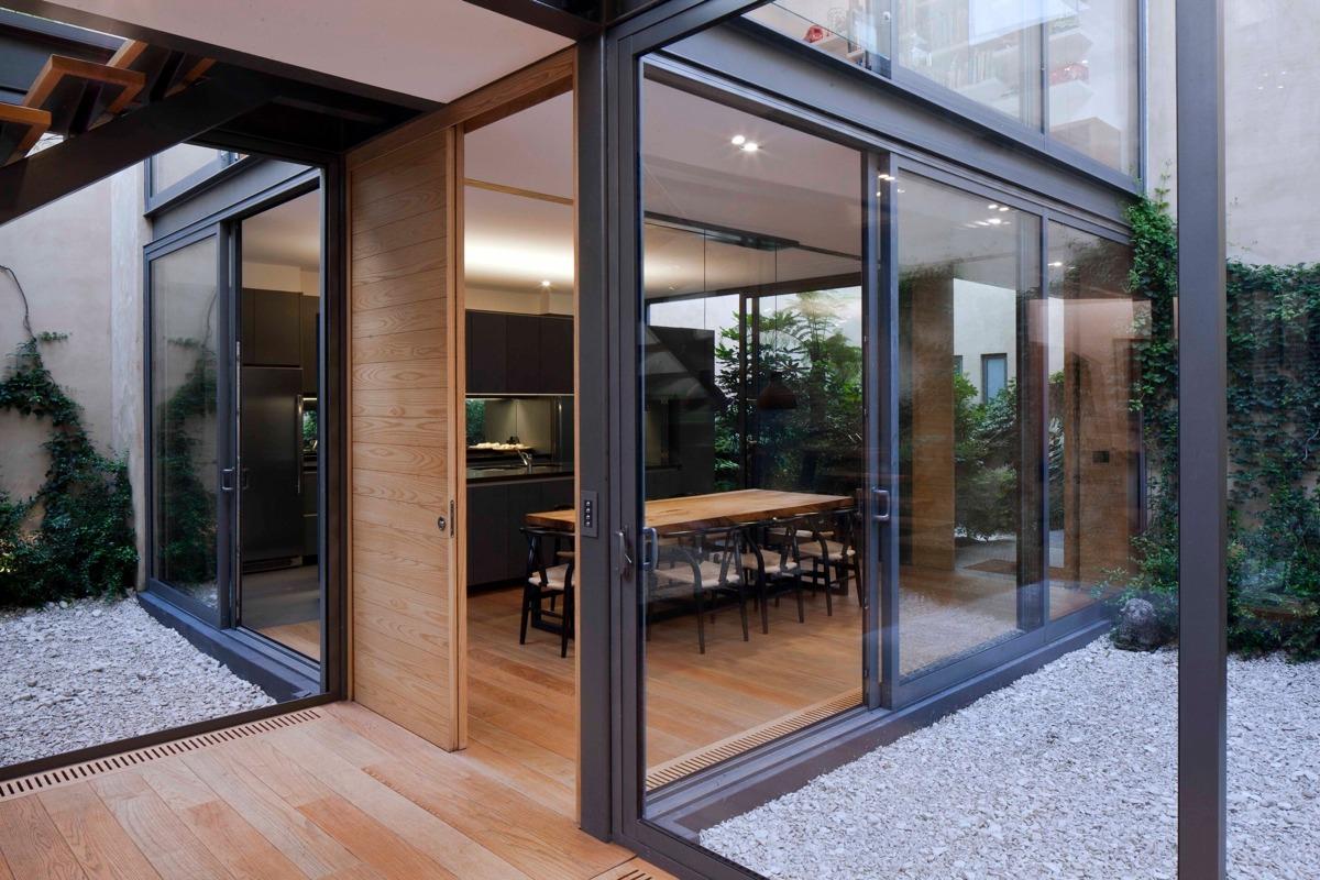Cool Glass House Design Interior Design Ideas