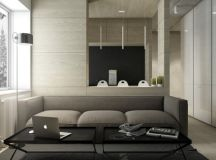 A Soothing, Earthy Color Scheme for a 3 Bedroom Home With Study [Includes Floor Plans] images 18