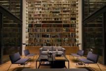 Library Living Room Design Ideas