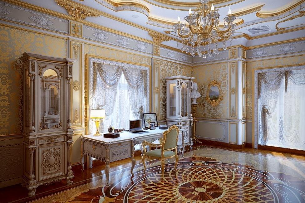 Luxury French Home Interior Design Ideas