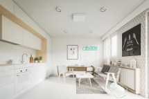 Small Home Design Under 50 Square Meters