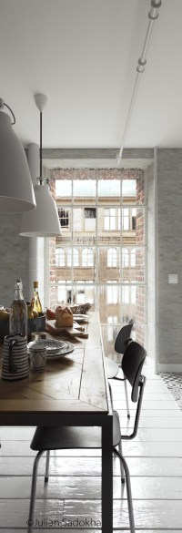 urban-loft-design | Interior Design Ideas.