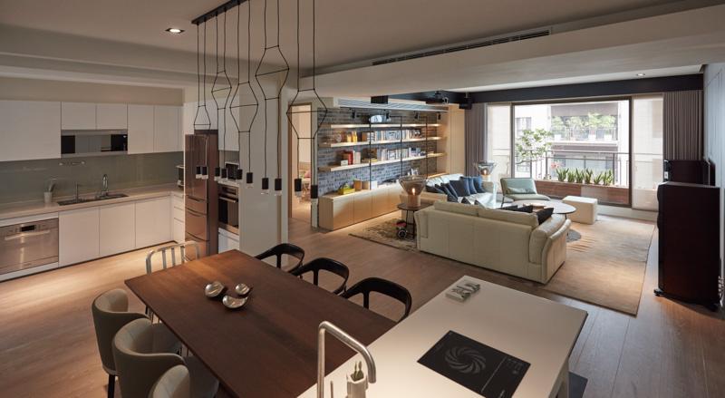 Compact Modern Interior Design Interior Design Ideas