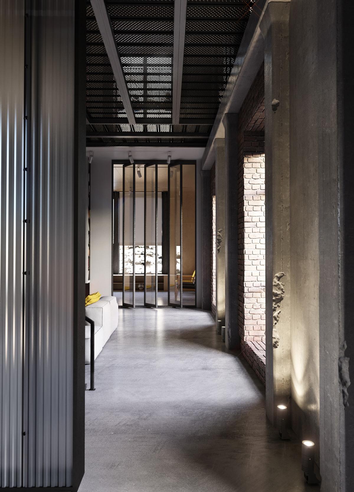 Industrial Interior Texture Ideas Interior Design Ideas