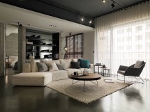 Modern Asian Interior Design Homes