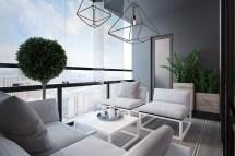 Modern Terrace Decoration