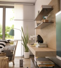 3 Natural Interior Concepts With Floor