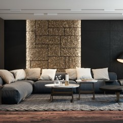 Living Room Ideas Black Furniture Side Tables Rooms Inspiration