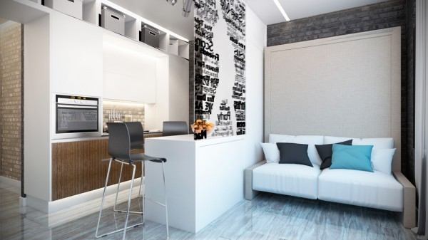 4 Inspiring Home Designs Under 300 Square Feet (With Floor