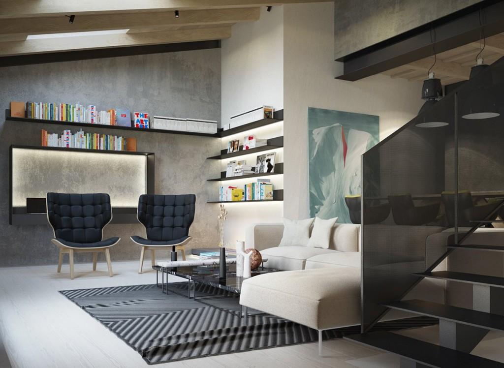 Wohnzimmer Design Mobel