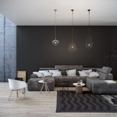 Living Room Ideas Black Furniture Interior Design For Walls In India Rooms Inspiration
