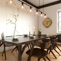 Dark Wood Dining Room Chairs Folding Chair Trap 25 Inspirational Ideas For White And Rooms