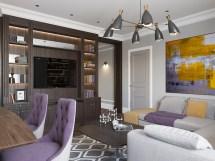 Art Deco Style Homes Interiors