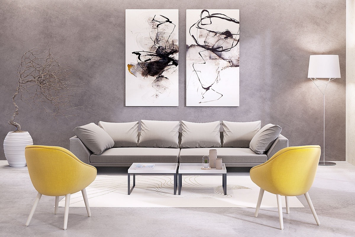 ideas for living room wall art modern furniture small spaces large rooms inspiration